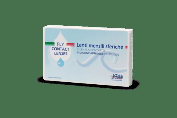 Lenti a contatto mensili Fly Contact silicone idrogel